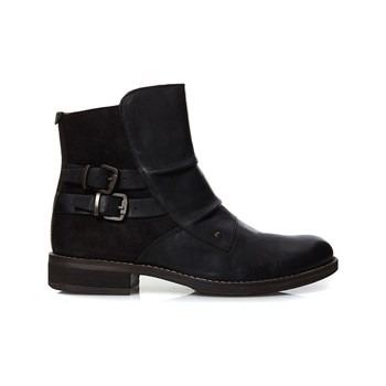 Kickers - SMATCH - Stivaletti in pelle - nero