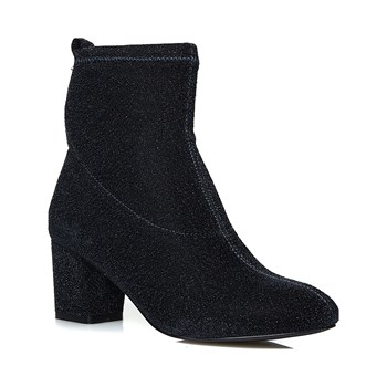 Pieces - Psdonna - Bottines - blauw