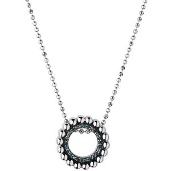 Links of London - Collier en argent avec diamants - argent