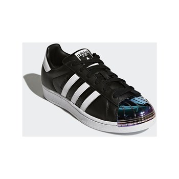 adidas Originals Superstar MT - Baskets en cuir bi-matière - noir