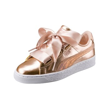 Puma - Heart lunarlux - Baskets Mode - bronze