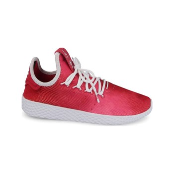 PW TENNIS HU J - BASKETS BASSES - ROUGE adidas Originals