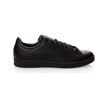 1ce281b421b adidas Originals - Stan Smith - Baskets en cuir mélangé - noir