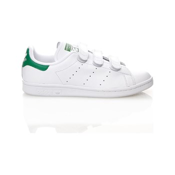 adidas Originals - Stan Smith CF - Baskets en cuir - blanc
