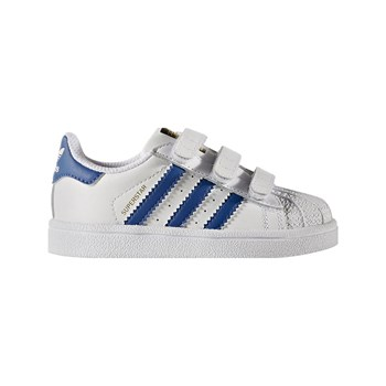adidas Originals - Superstar - Leren gympen - wit