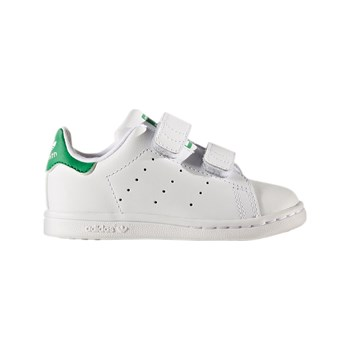 adidas Originals - Stan Smith - Ledersneakers - grün