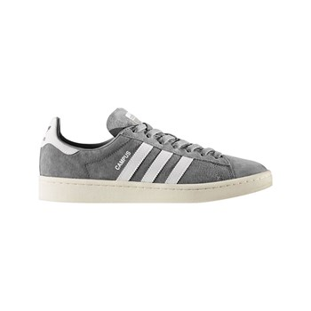 adidas Originals - Campus - Baskets en cuir - gris souris