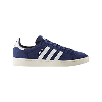adidas Originals - Campus - Ledersneakers - blau