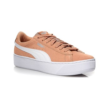 Puma - Baskets - corail