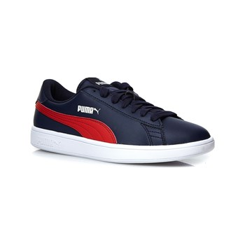 Puma - Sneakers in pelle - blu scuro