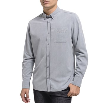Oxbow - Cants - Chemise manches longues - gris chine
