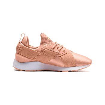 Puma - Muse - Low Sneakers - rosa