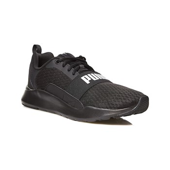 Puma - Wired - Low Sneakers - schwarz