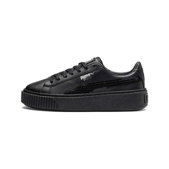 Puma - Platform Bling - Sneakers in pelle - nero