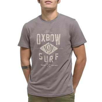 Oxbow - Tarask - T-shirt manches courtes - plomb
