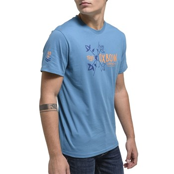 Oxbow - Taker - T-shirt manches longues - bleu