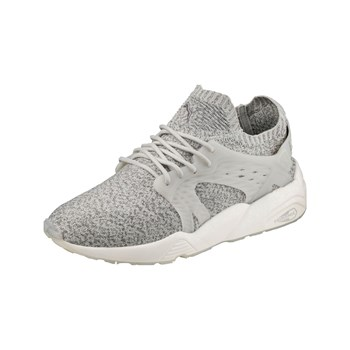 Puma - Evoknit - Baskets Running - gris