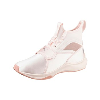 Puma - Phenom Pointe - Baskets montantes - rose