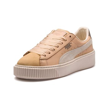 4ba7bb5c31c9f Puma Baskets basses - rose