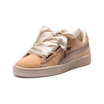 Puma - Heart - Baskets basses - nude