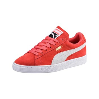 Puma - Suede classic - Baskets en cuir - orange