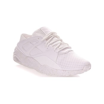 Puma - Sock Core - Baskets Running - blanc