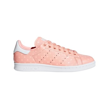adidas Originals - Stan Smith W - Zapatillas de cuero - salmón