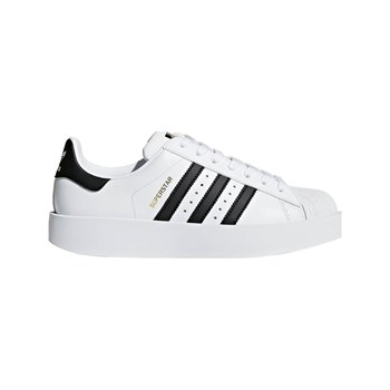 279b74fd54a0 adidas Originals Superstar Bold - Baskets - blanc