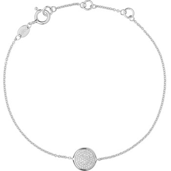 Links of London - Bracelet en argent avec diamants - argent