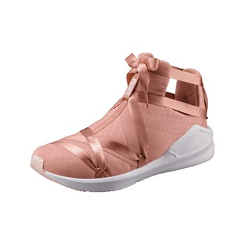 Puma - Fierce - Baskets Running - rose