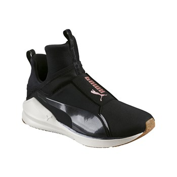 Puma - Fierce - Baskets Running - noir