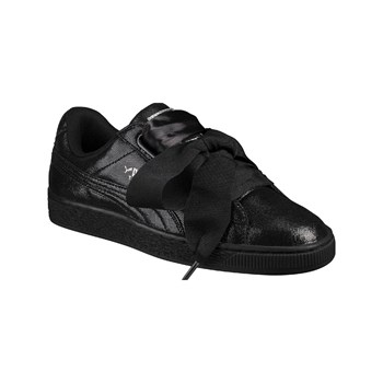 Puma - Heart - Baskets - noir