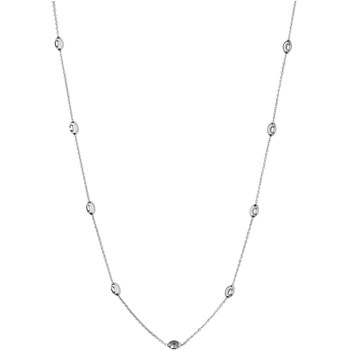 Links of London - Collier en argent avec perles - argent