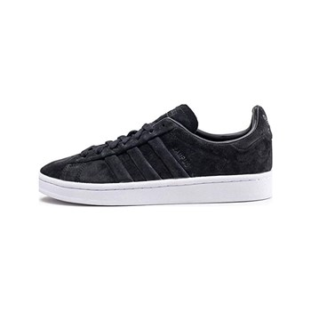 adidas Originals - Campus Stitch and T - Sneakers in pelle - nero