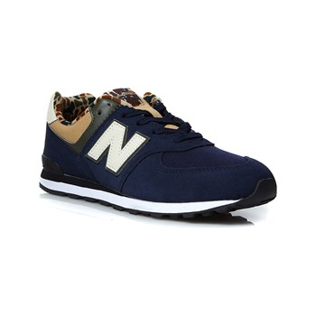 New Balance - Sneakers in pelle - blu