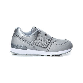 New Balance - Gympen - zilver