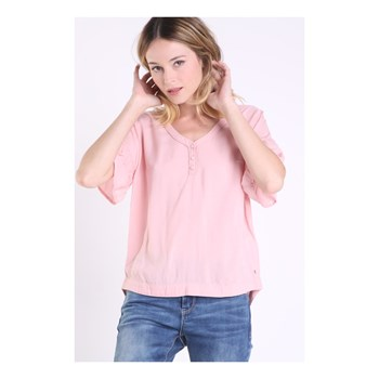 Bonobo Jeans - Chemise manches courtes - rose