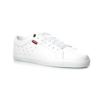 Levi's - Woods - Baskets - blanc