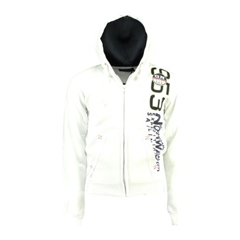 Geographical Norway - Gandinsky 100 - Sweat à capuche - blanc