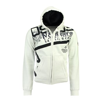 Geographical Norway - Gilba 100 - Sweat à capuche - blanc