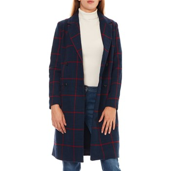 Only - Louisianna - Duffle-coat - bleu