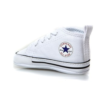 Converse - Chuck Taylor First star - Baskets - blanc