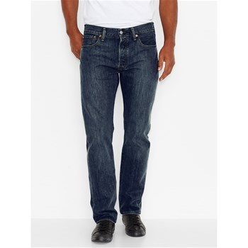 Levi's - 501 - Jean droit - Dark clean