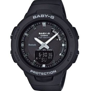 Casio - BSA-B100-1AER - Montre mixte - noir