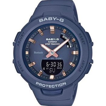 Casio - BSA-B100-2AER - Montre mixte - bleu