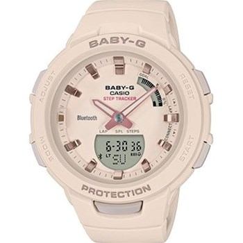 Casio - BSA-B100-4A1ER - Montre mixte - beige