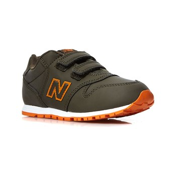 New Balance - Baskets - orange
