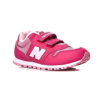 New Balance - Baskets - rose