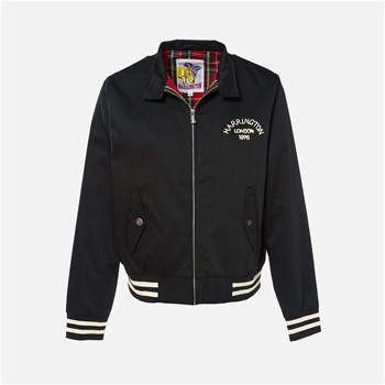Harrington - University - Bombers - noir