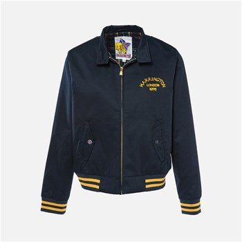 Harrington - University - Bombers - bleu marine